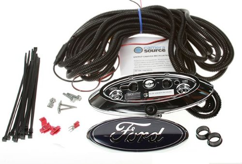 Get Quotations  C B Camera Source Cs Ftr Ford F Series Backup Camera Also For Ford Flex And