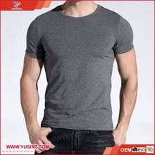 fashion apparel brand lycra cotton fabric t-shirt factory