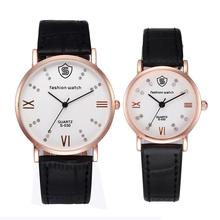 High quality couple wrist quartz Watch men women vintage watches