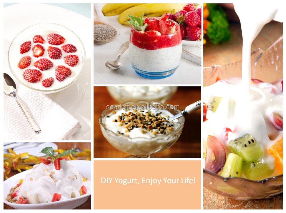 best selling Mini Yoghurt Makers
