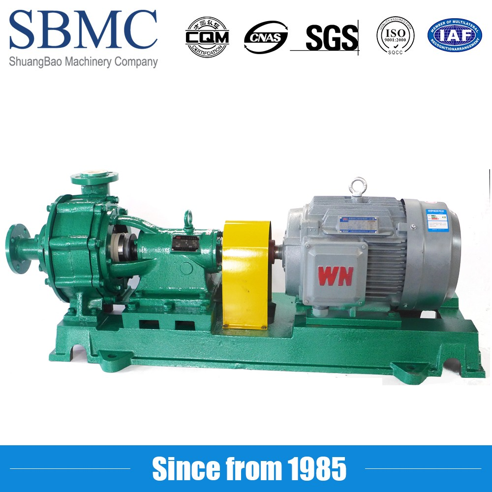 ASME standard high pressure chemical industry asphalt pump