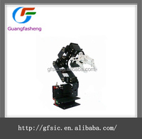 New version of 6 degrees of freedom manipulator / intelligent three-dimensional rotating mechanical arm