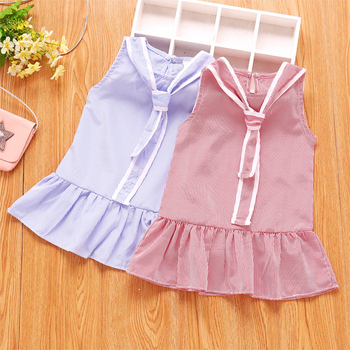c0bb611acc2a Newborn Little Baby Girls Cotton Summer 0 3 Months Dresses Of Baby ...