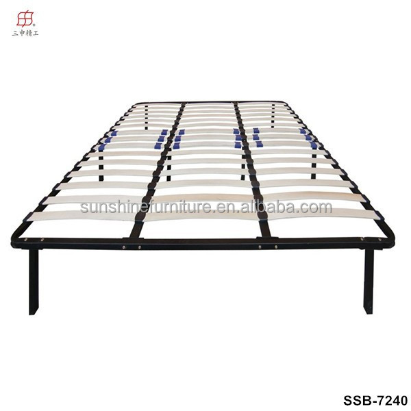 Queen Size Slat Bed Frame, Queen Size Slat Bed Frame Suppliers and ...