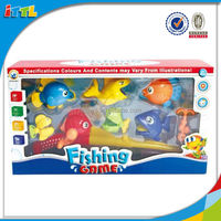 Good sale product summer toy best gift plastic for kids fishing game