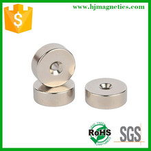 countersunk disc neodymium magnet powder