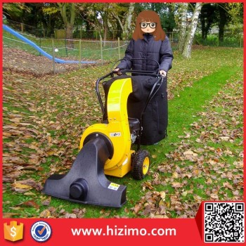 Walk Behind 65HP Leaf Vacuum Cleaner