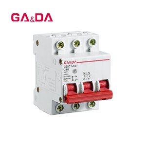 3p smart no fuse circuit breakers for current protection