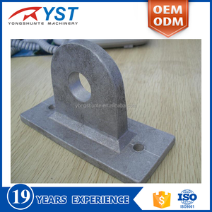 Custom sand casting good metal products