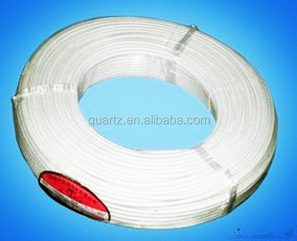 Top quality Cheapest outsheath silica rubber  heating cable in wuhu