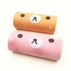New Toys For Child PU Foam Anti Stress Eco Friendly Bear Cake Roll Squishy