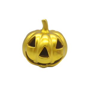 Party&Event item type Festival Decor resin Halloween Pumpkin color changing led lights Flashing Night Light Decoration