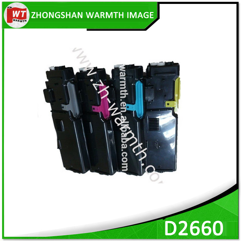 D2660 C2660 drum toner Cartridge for Dell 2660 drum cartridge for Dell C2660dn C2665dnf 2660 2665