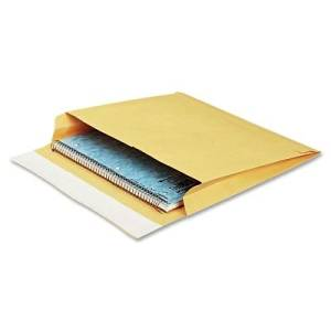 Quality Park Open Side Self-Seal Expansion Mailers (E9140)
