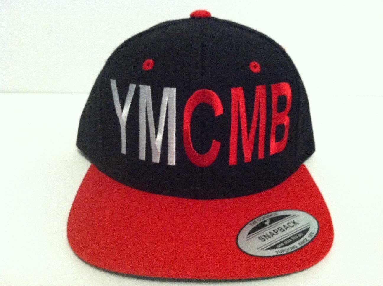 2cf79ab4f9b Get Quotations · Vintage YMCMB (Young Money Cash Money Billionair) Snapback  Hat