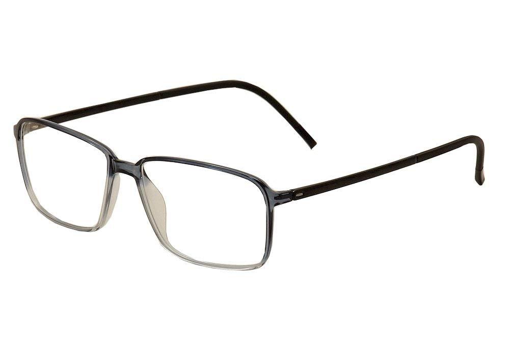 982472da38 Get Quotations · Silhouette Eyeglasses SPX Illusion Full Rim 2887 6053  Optical Frame 53x14x140mm