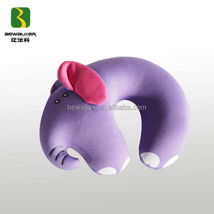 Lovely And Safety Neck Support Rest Children Body U Pillow