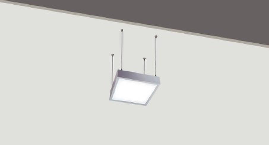 Bureau led pendentif lumière w place forte accrocher panneau
