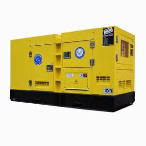 AC three phase 60kva silent diesel generator set