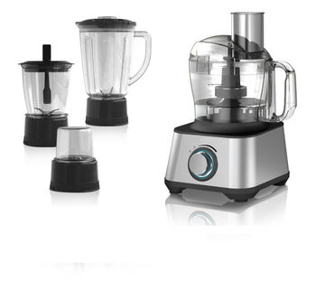 Multi Functional Food Processor Grinder Chopper Blender