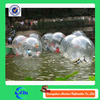 Aquatic pastime inflatable water walking ball, inflatable water rolling ball christmas ball water polo