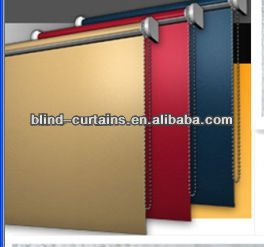 simple roller blinds rollup indoor