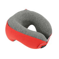 Child Memory Foam Head Support Baby Nap Cushion Kids Travel Neck Pillow For Car Seat