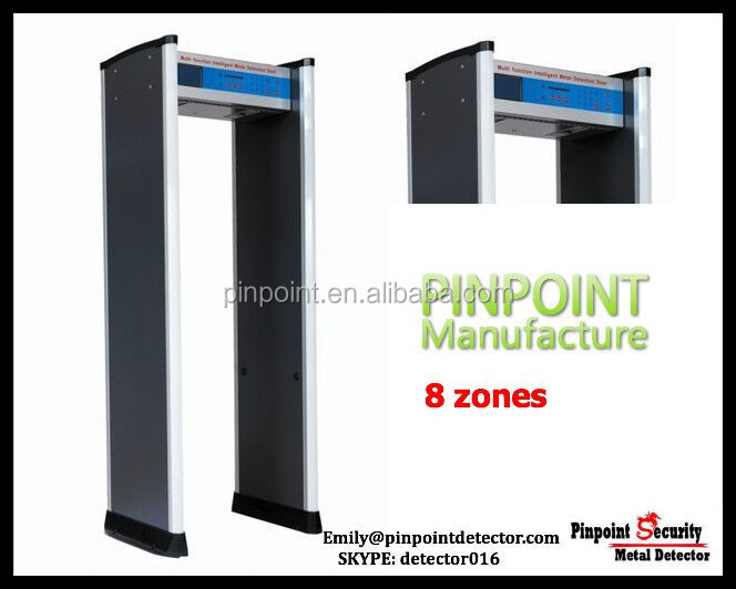 Door Access Security Full Body Scanner for Convention Centers