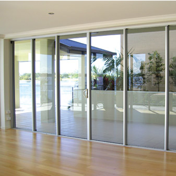 Quality assured luxury sliding screen door for sale