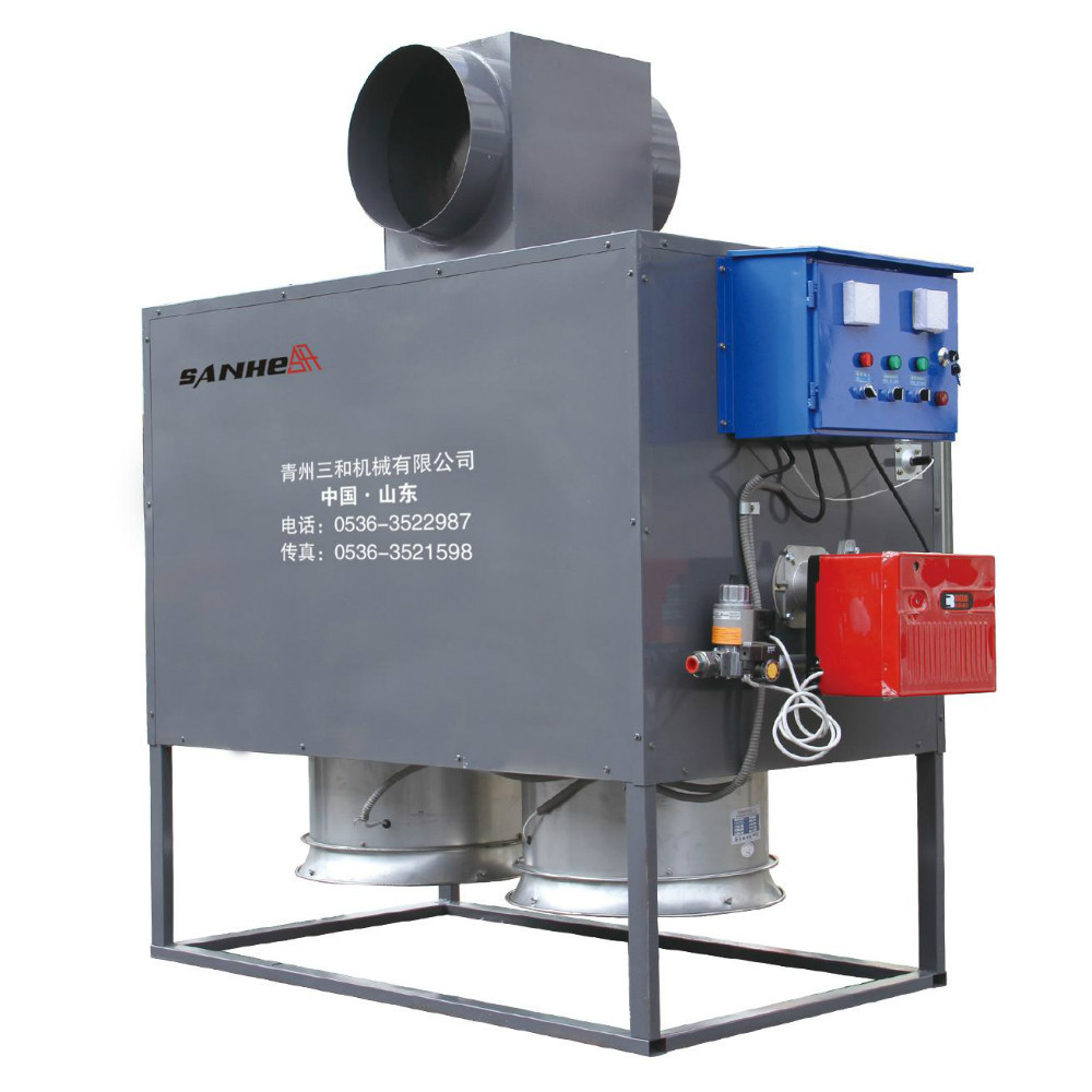 Auto Gas-burning heating machine for poultry house/poultry farm/greenhouse
