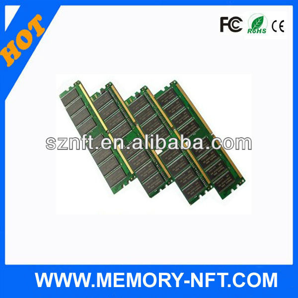 Factory computer memory ddr1 ram 1gb 333 400 mhz with lowest price
