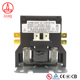 high quality brand 1 pole 25A 220v air conditioning magnetic ac contactor