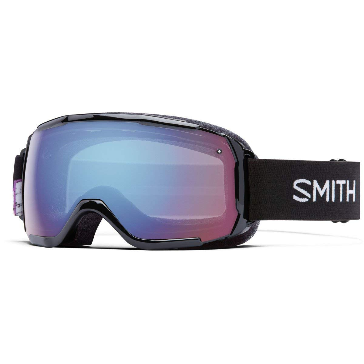 61b3f9049515 Get Quotations · Smith Optics Goggles Youth Grom Junior Series Carbonic-x  Lens GR6