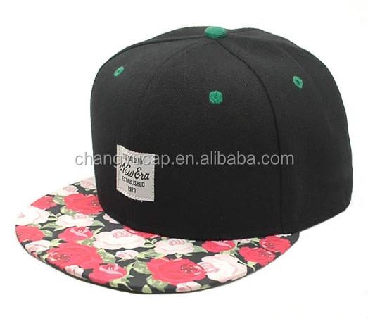 cool flat brim snapback hat for new snapback