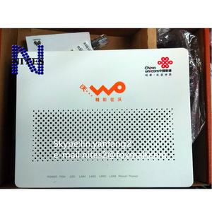 Original Huawei HG8346R GPON / EPON Terminal, FTTH ONU, 4 ethernet + 2  voice ports + wifi + USB port Route Mode