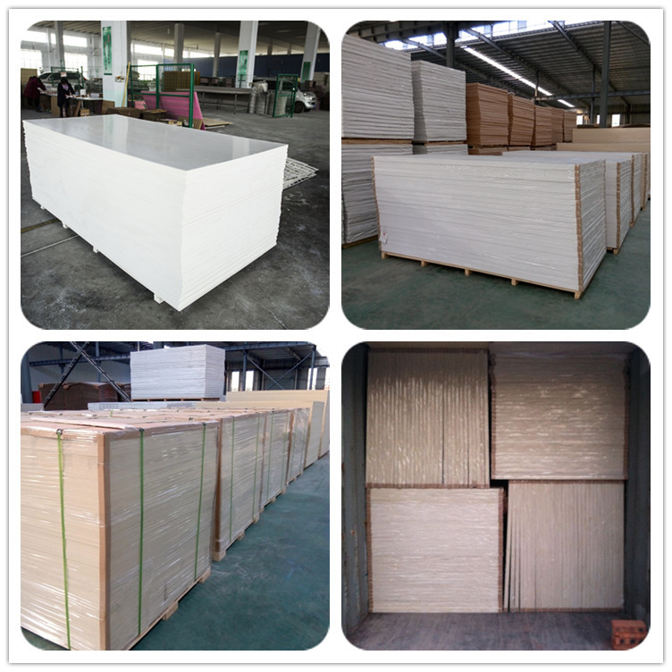 Moisture Resistant Wall Covering : Water proof wall panels floor outdoor solid wpc foam board