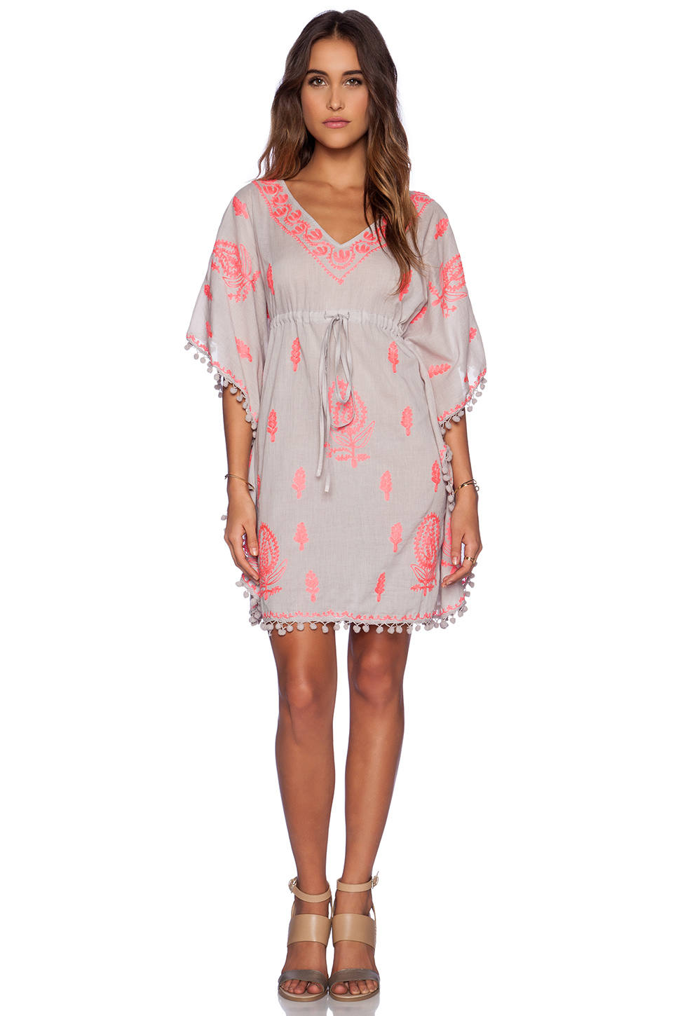 Looking for a Beach Kaftan or Cover-Up to finish off your beach wardrobe? Browse our stunning selection of Seafolly and Coco Bay kaftans and choose a Kaftan or cover-up to throw over your bikini for that sundowner or over a pair of jeans in the evening.