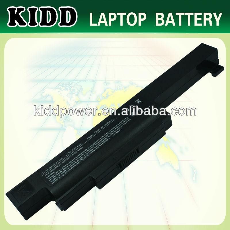 Competitive price laptop battery a32-a24 for HASEE External Notebook Batteries CX480 series