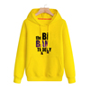 Giallo Hoddies