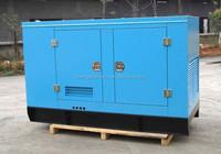 50kva AC Three Phase Open type low rpm alternator Yuchai diesel generator set