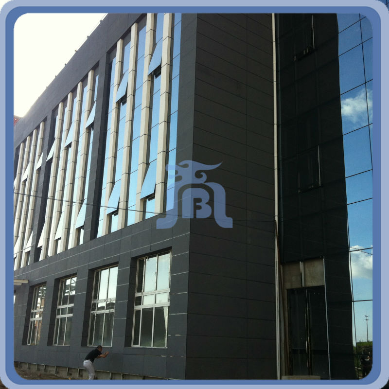 High Quality Exterior Facade Colore Fiber Cement Panel