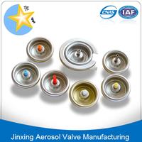 Aerosol valve for empty aerosol can/spray valve for empty can