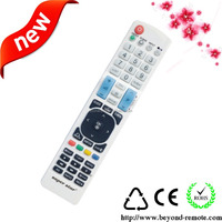 cheap price tv universal remote control with the newest code data ce accepted