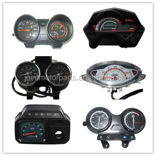 Suit For RX100 Speedometer(Medidor de velocidad ) Wireless Motorcycle Speedometer mechanical Speedmeter
