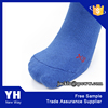 2015 High quality Custom logo boys long 100 nylon football soccer socks