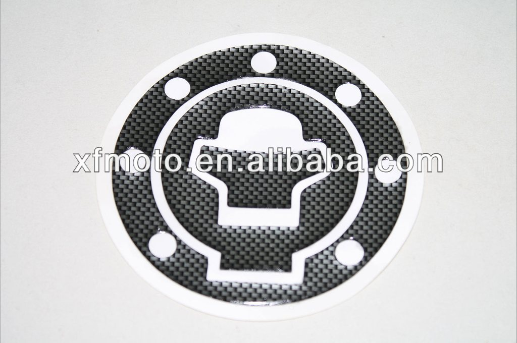 Motorcycle Fuel Gas Cap Cover Pad sticker for Suzuki HAYABUSA GSX1300 BANDIT 1200