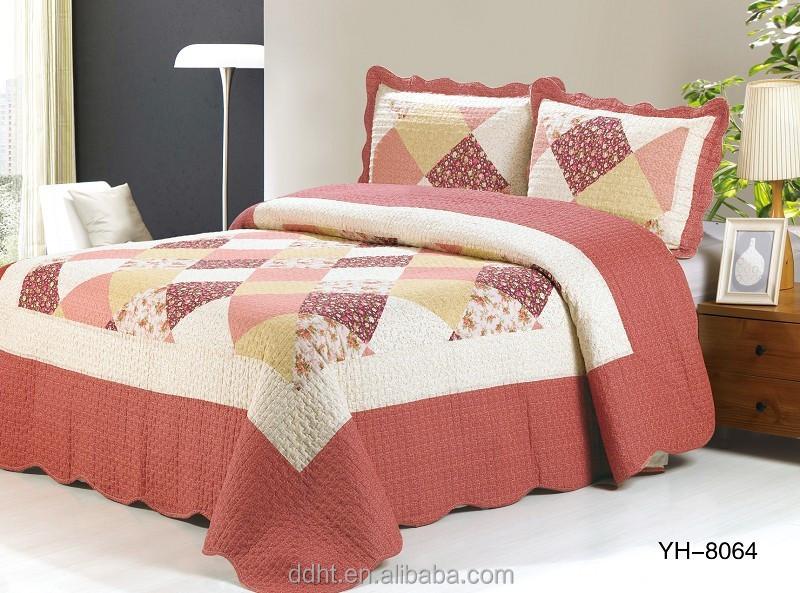 Watermalon rojo colchas patchwork tela escocesa patchwork - Tela para colchas ...
