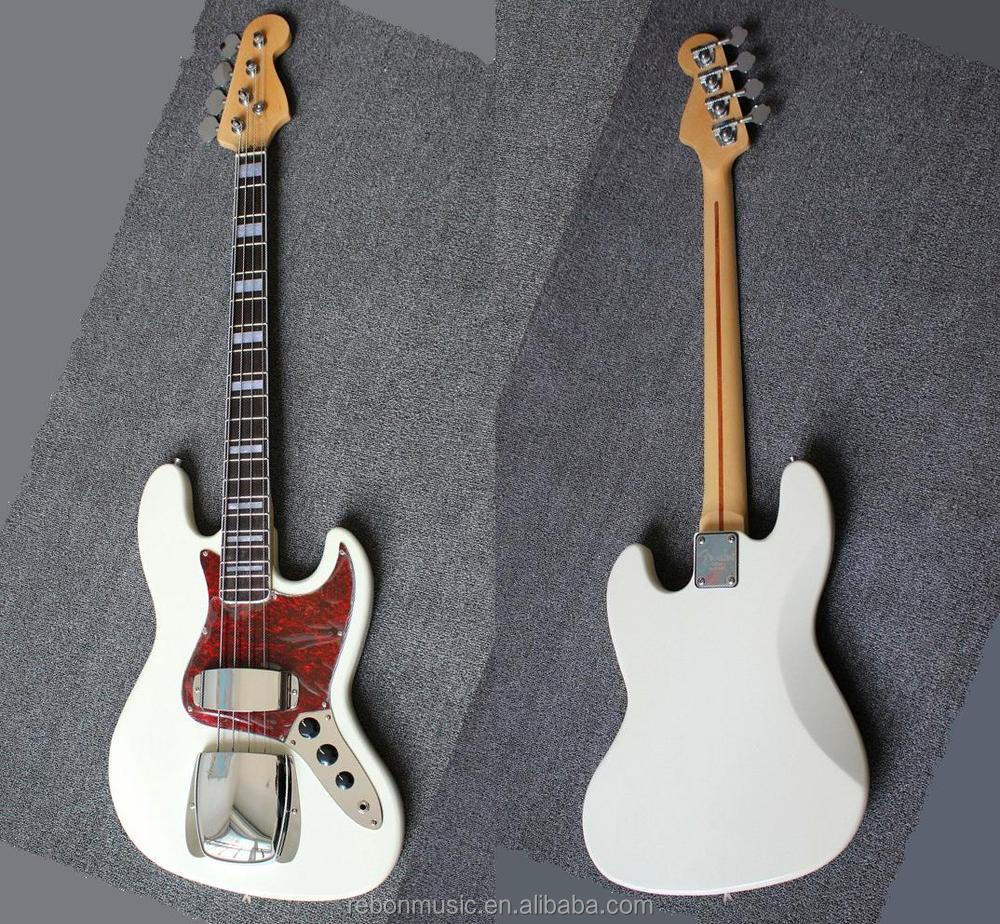 fretless neck through body electric bass guitar view electric bass rebon product details from. Black Bedroom Furniture Sets. Home Design Ideas