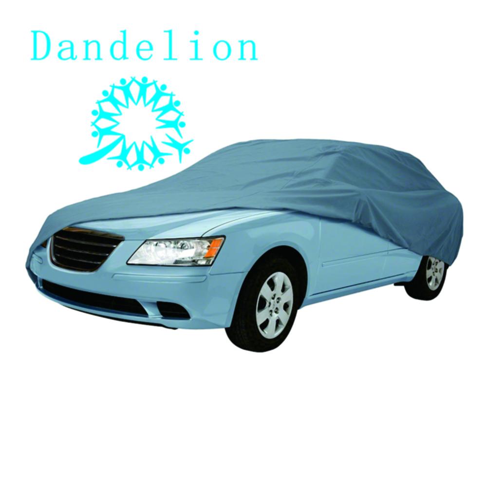 Logo personalizzato di protezione tutti i resistente alle intemperie impermeabile della tela di canapa neve auto copertura per 6 strato