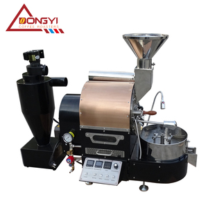 price small green coffee bean roaster 1kg 2kg 3kg electric roasting equipment for home shop